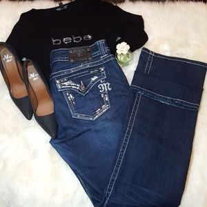 Miss Me Jeans size 34 boot cut